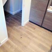 Real Wood Floors in Kitchen